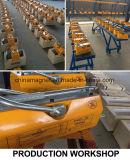 Elettrotipia MW3 che di sollevamento strumentazione magnetica per varie figure ferro o pezzo in lavorazione dell'acciaio