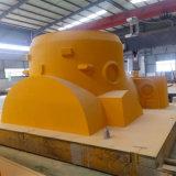 Molde de madeira de moldação do cubo da turbina de vento do uso