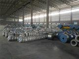 Le zinc Bwg12 a enduit le fil galvanisé de cintre de fer d'acier du carbone