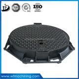 Бросая дуктильный бак утюга D400/Drainage/Spetic/прикрепил на петлях/крышки Watertight/решетки люка -лаза