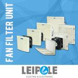 Ventilatore di raffreddamento di ventilazione di CC dell'uscita del filtrante dello scarico della centrifuga elettrica assiale elettrica di ventilazione