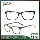 De bonne qualité d'acétate de gros châssis optique de lunettes de lunettes de spectacle