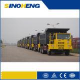 Cnhtc Hova 6X4 70t 후방 광업 덤프 트럭