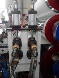Máquina suave plástica de la protuberancia de la hoja del PVC