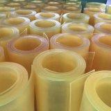 25-55MPa, 75-95shore a folha de poliuretano PU Folha, folha de plástico
