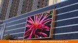 Alquiler Publicidad de instalación fija al aire libre de interior LED Panle / Vídeo Pantalla / Señal / pared / de la cartelera