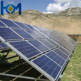 vidro Tempered do painel solar do arco de 3.2mm com ISO, SPF, GV para as peças do picovolt