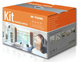 960h HDMI DVR (MVT-K04D)를 가진 4CH CCTV System