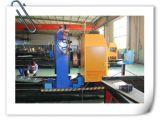 Machine ronde de découpage et de perforation de pipe de plasma de commande numérique par ordinateur