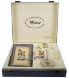 Дорог любимая деревянная коробка для подарков венчания