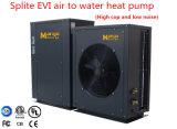 12kw熱容量のヒートポンプに水をまく高い警察官のSplite Eviの空気