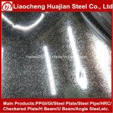 Chinese Glavanized Staalplaat Surplier voor Doubai Qutar