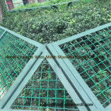 ばねの鉱山のための鋼鉄振動スクリーンの網