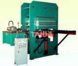 ゴム製オイルシールの油圧治癒の加硫の出版物の加硫成形機