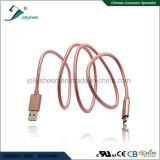 Напечатайте c на машинке к кабелю USB 3.0 a/M для франтовские поручать и передачи данных с светом СИД