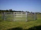 Портативная временно гальванизированная панель скотного двора козочки