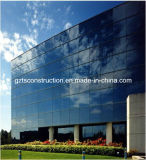 Pared de cortina de aluminio de cristal de la pared de cortina de Customsized de la alta calidad