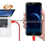 Aufladendaten-Kabel USB-Type-C2.0 Sphaerocepharous für Samsung