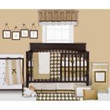 100%년 면 아기 어린이 침대 침구 세트