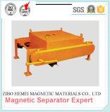 Separatore magnetico permanente di pulizia manuale per la rimozione del ferro