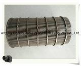 Type de tube à fente conique Inverted Wedge Wire
