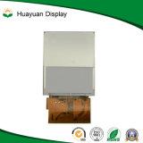 320X240 2.8インチ小型LCDの表示
