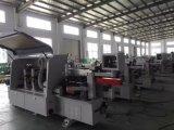 China Mfz515 máquina de trabajo de la madera muebles rectos totalmente automática máquina encoladora de bordes máquina