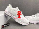 Chaussures occasionnelles de mode de chaussures de course des chaussures des rétro hommes en cuir classiques
