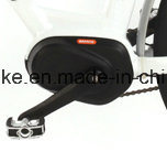 Vélo de Madame Rack Battery Electric Pedal E avec le moteur maximum de Bafang d'entraînement
