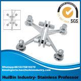 SPD4009 인도네시아를 적합한 유리제 거미 Staniless 강철 기계설비