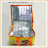 Beweglicher Aluminiumfolie-thermischer Mittagessen-Kühlvorrichtung-Isolierbeutel