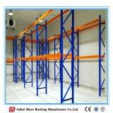 Crémaillère lourde de palette de mémoire de garage d'entrepôt à vendre par Factory, système économique de crémaillère de palette de la Chine