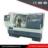 Horizontal de alta precisão automático Tornos CNC CK6136A