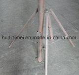 Treppiedi dell'armatura galvanizzato Manufacturersteel del Hua Lai Mei Ringlock