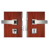 Fechadura de porta de hardware de alta segurança com pega