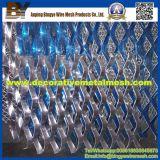 Pannello reticolare in espansione decorativo di alluminio del metallo di alta qualità