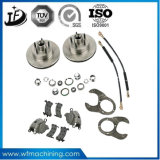 スタンプが付いている鋼鉄またはアルミニウムまたは真鍮薄板の金属製造か押すか、または押された打つ部分は停止する