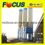 неподвижный конкретный дозируя завод 60m3/H профессионального изготовления