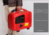 2kw se dirigen el generador portable de la gasolina del uso