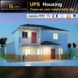 2寝室SGSによって証明される移動式家ライト鋼鉄別荘