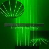 Зеленый лазер этапе лазерного света Net лазерный шторки