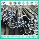 Barre plate en acier du bâtiment solides solubles d'usine de construction