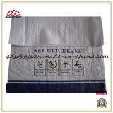 化学白いワックスのためのペーパーによって編まれる袋