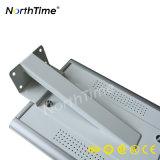 Телефон APP встроенный индикатор наружного освещения на солнечной энергии
