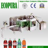 炭酸水・の充填機/ガスの飲料のびん詰めにするライン