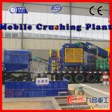 Planta do triturador de China Mobile para esmagar pedras com baixo custo