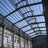 Structure de treillis métallique pour le bâtiment de haute élévation