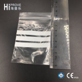 Мешок PE тавра Ht-0537 Hiprove Resealable с белой штангой
