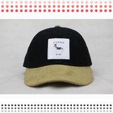 Sombreros de béisbol de encargo con el borde colorido