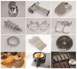 Afgietsel van de Investering van de Was van de Precisie van het Roestvrij staal van het aluminium het Afgietsel Verloren Gietende